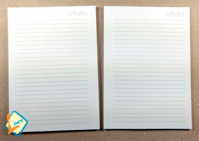 Caderno Daphne e Simon