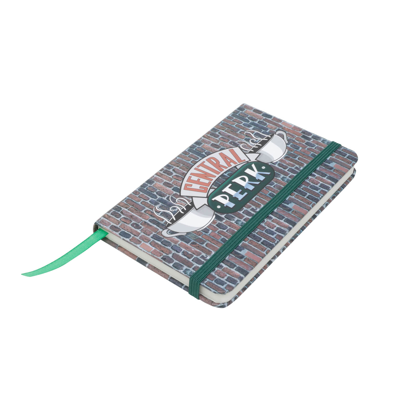 Caderneta de Anotações Central Perk Oficial Friends