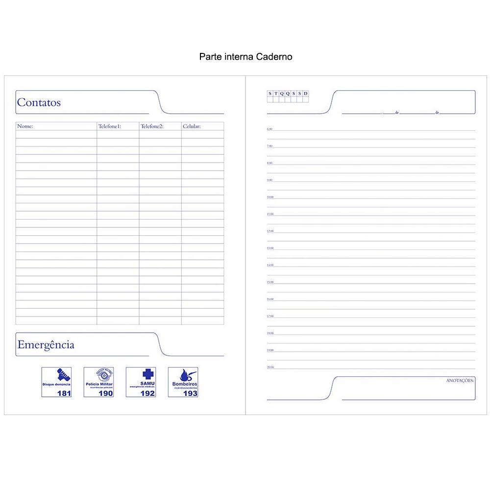 Caderno de Anotações FSociety