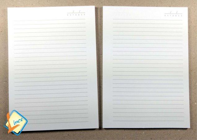 Caderno de Anotações In Omnia Paratus