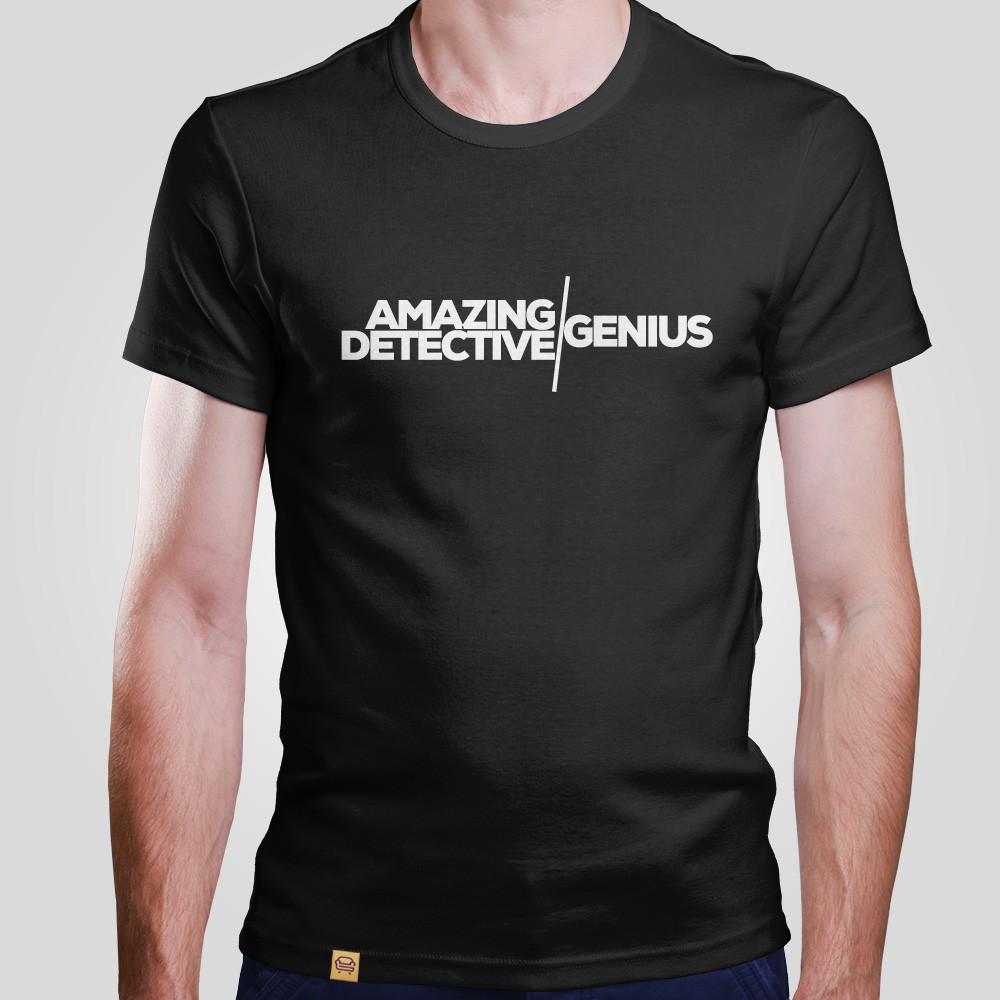 Camiseta Amazing Detective Genius