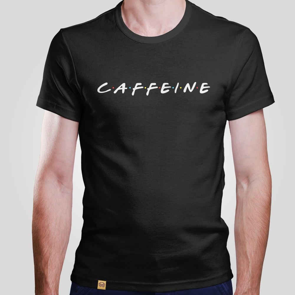 Camiseta Caffeine