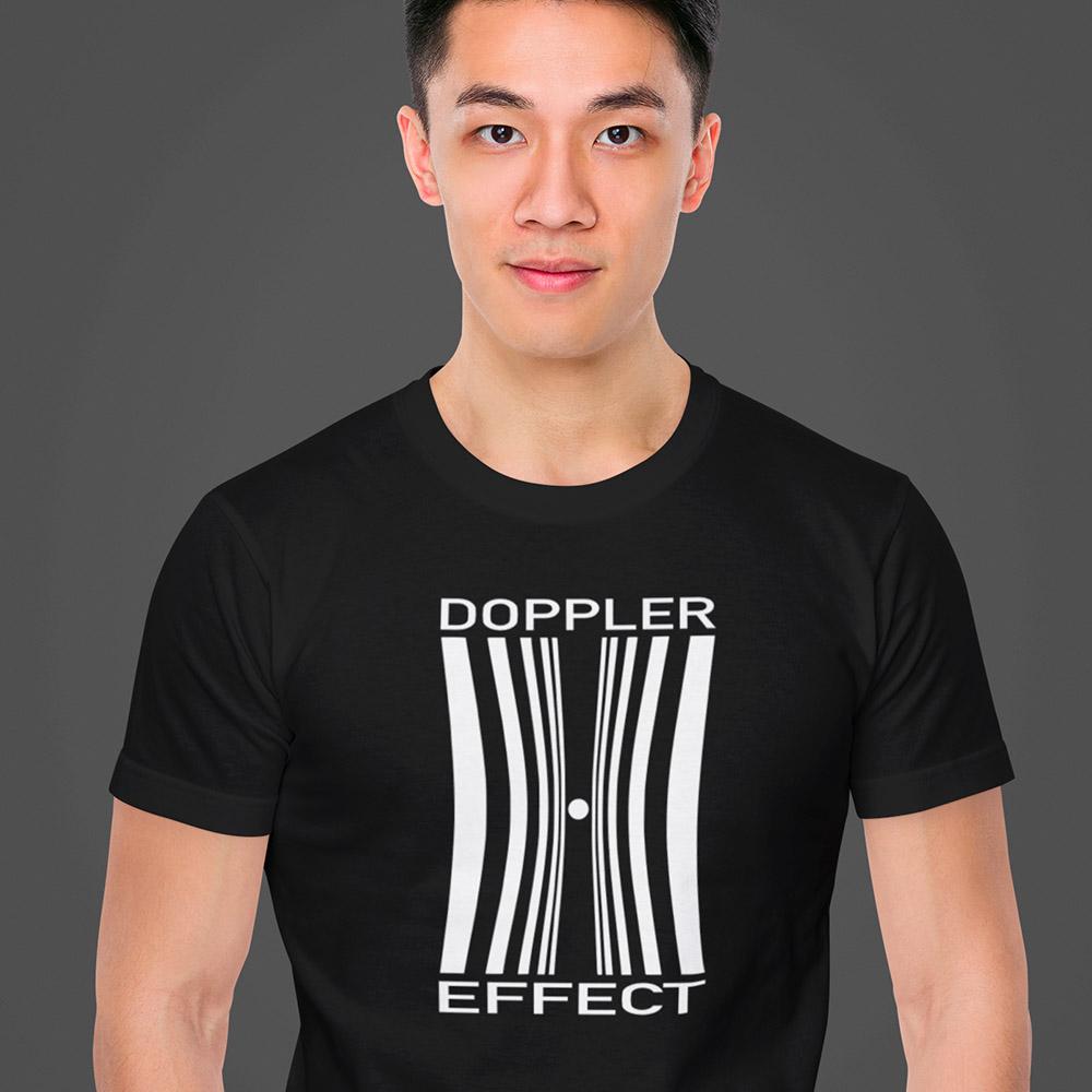 Camiseta Doppler Effect