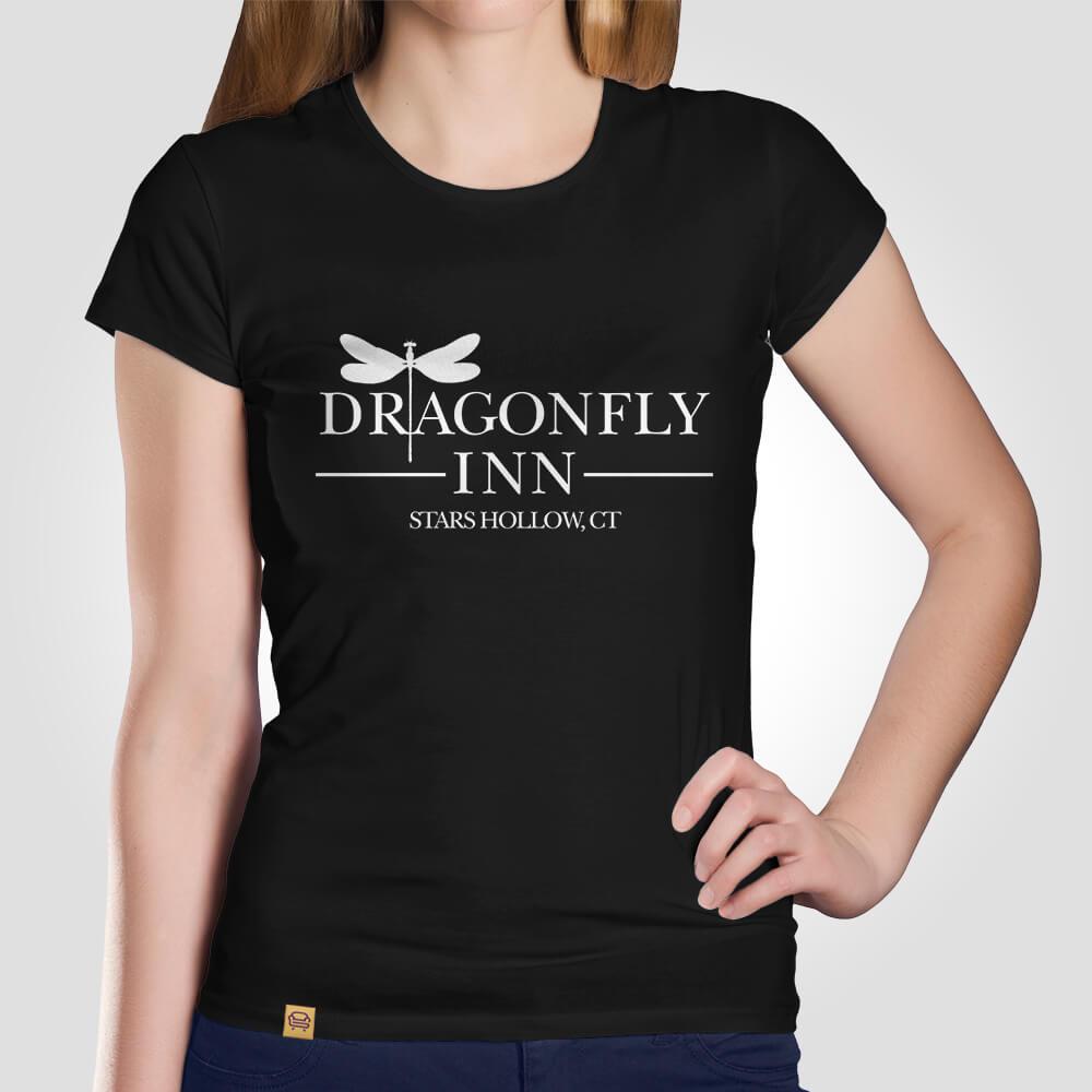 Camiseta Dragonfly