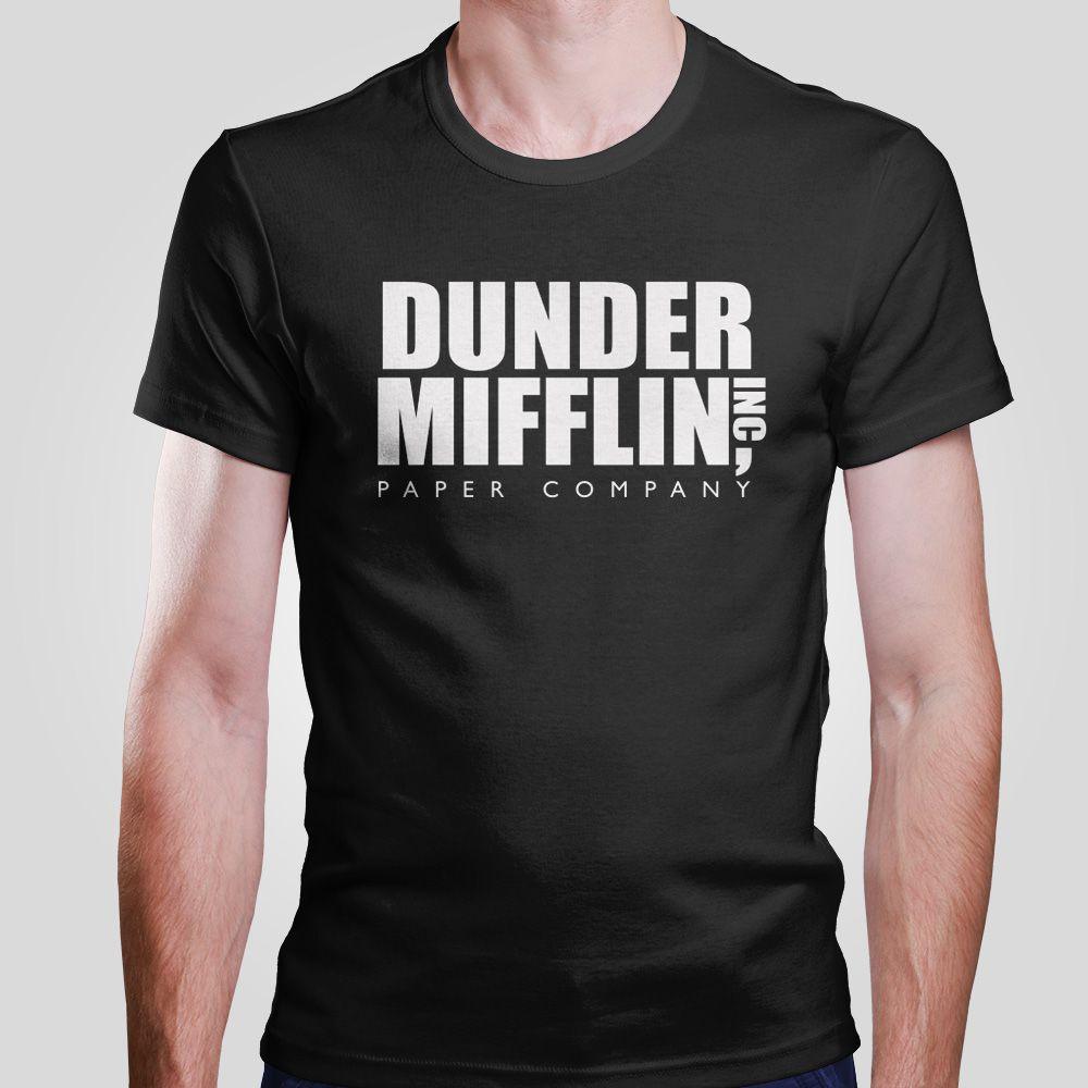 Camiseta Dunder Mifflin