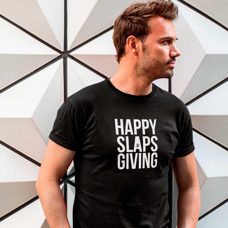 Camiseta Happy SlapGiving HIMYM
