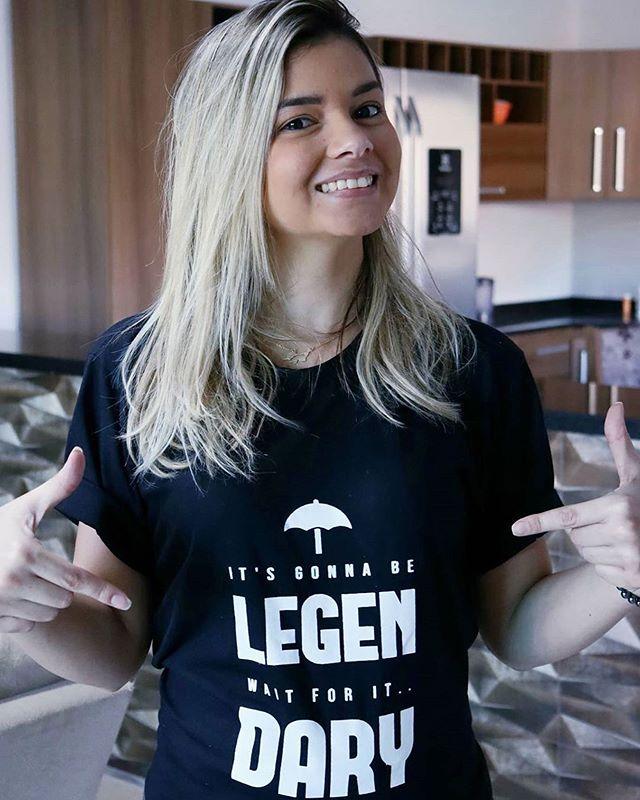 Camiseta Legendary