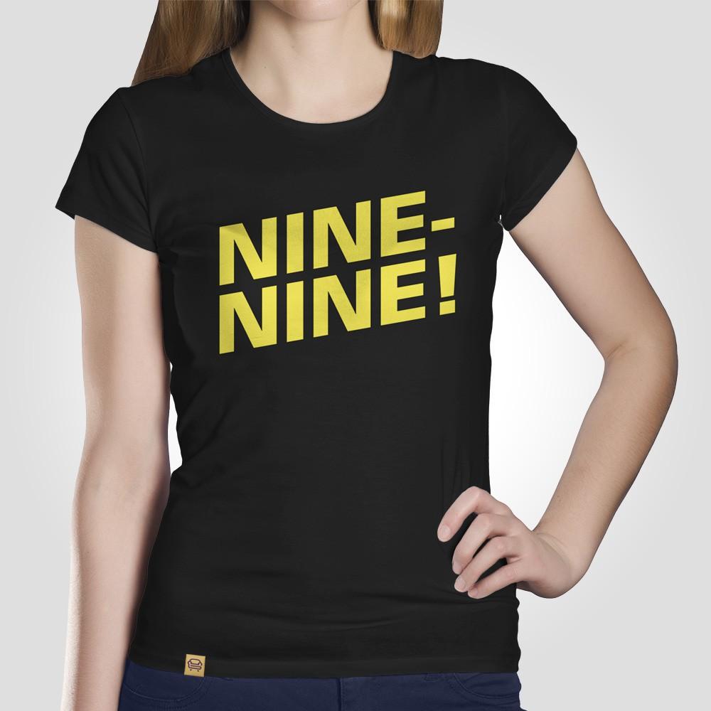 Camiseta nine nine
