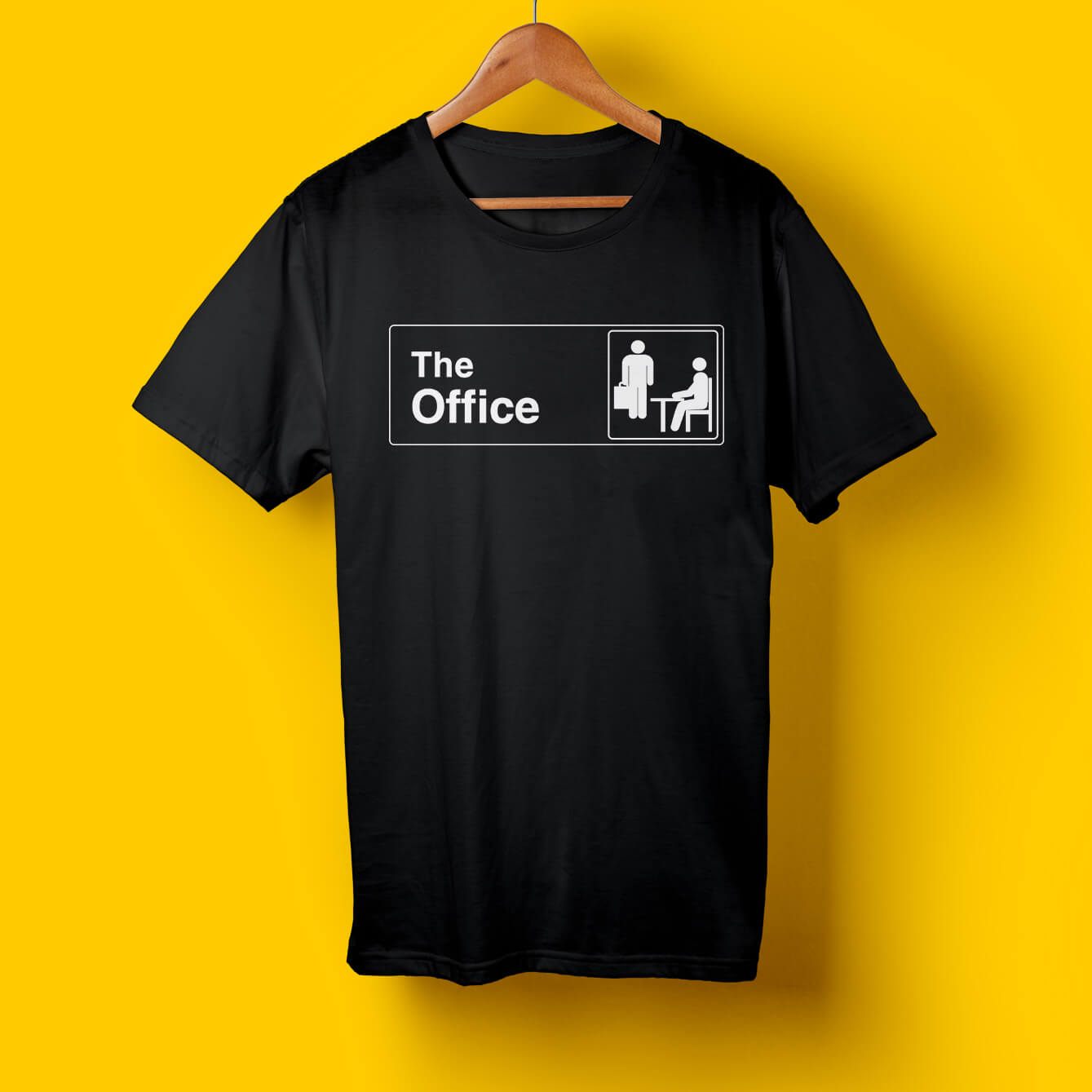 Camiseta Office