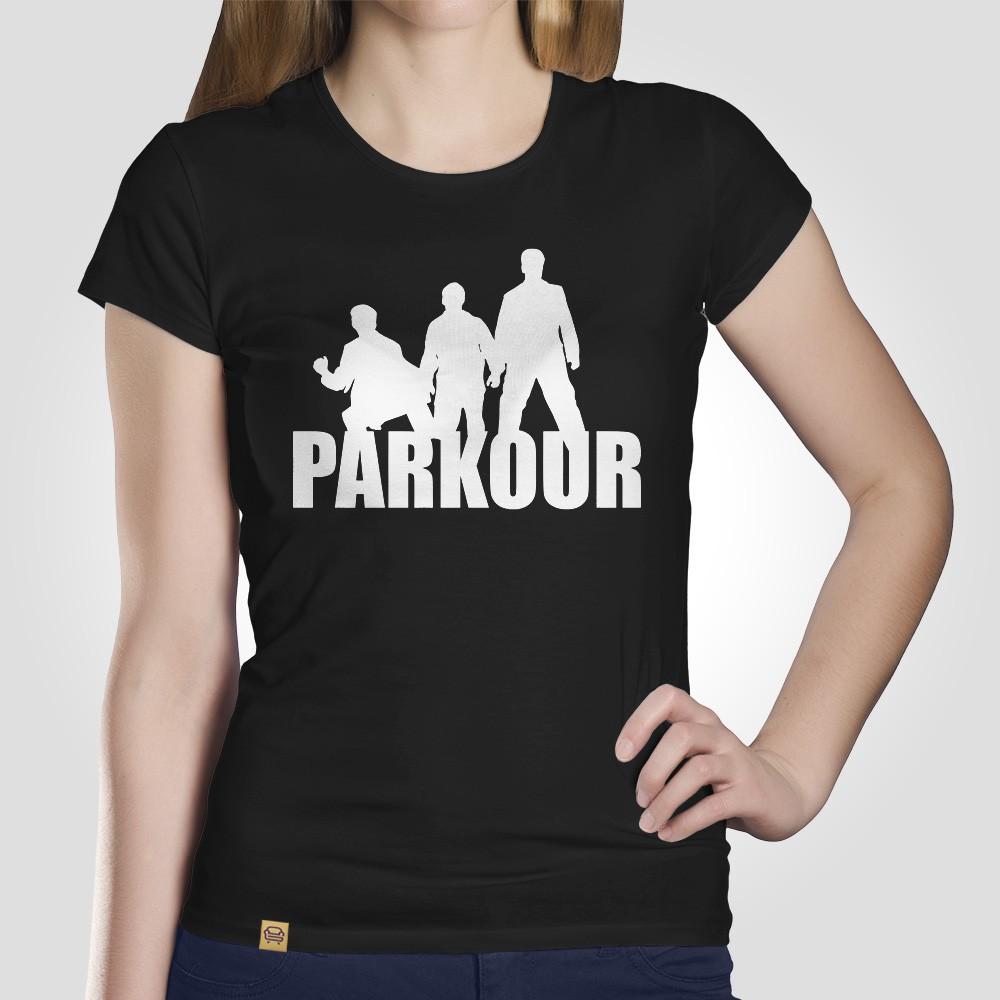 Camiseta Parkour Office
