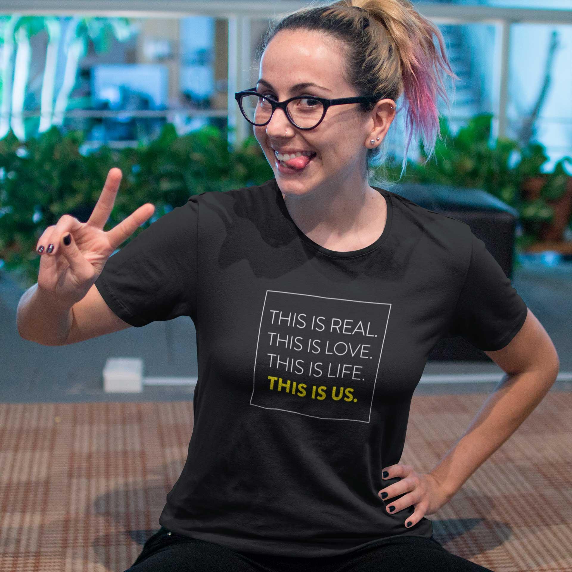 Camiseta This Is Us