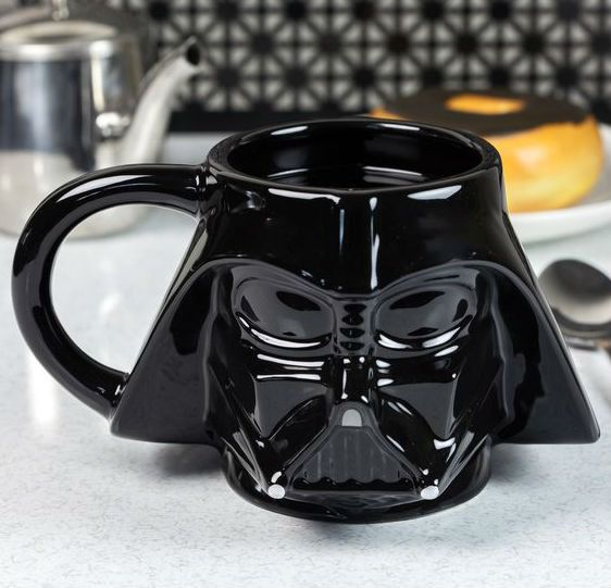 Caneca 3D Darth Vader Star Wars