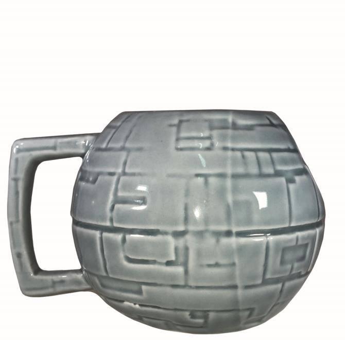 Caneca 3D Estrela da Morte Star Wars
