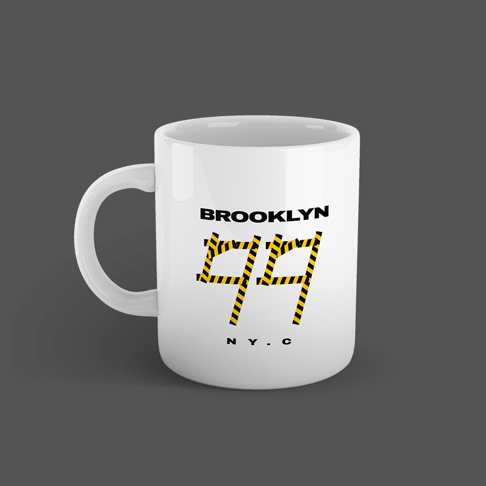 Caneca 99 Brooklyn Nine Nine