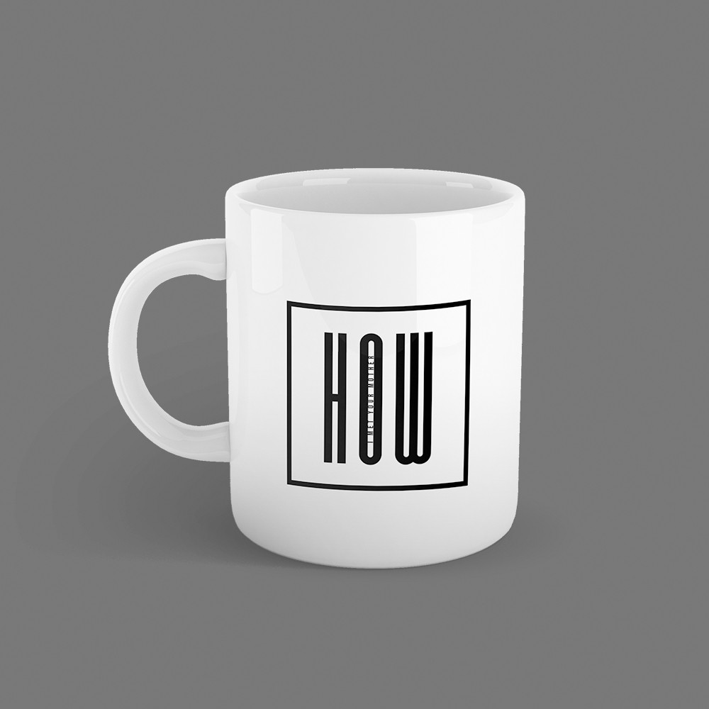Caneca Abstract HIMYM