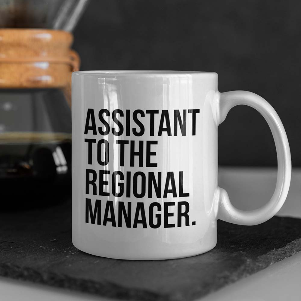 Caneca Assistant to the Regional Manager The Office