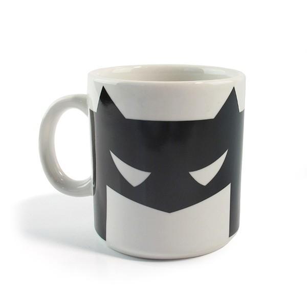 Caneca Branca Batman