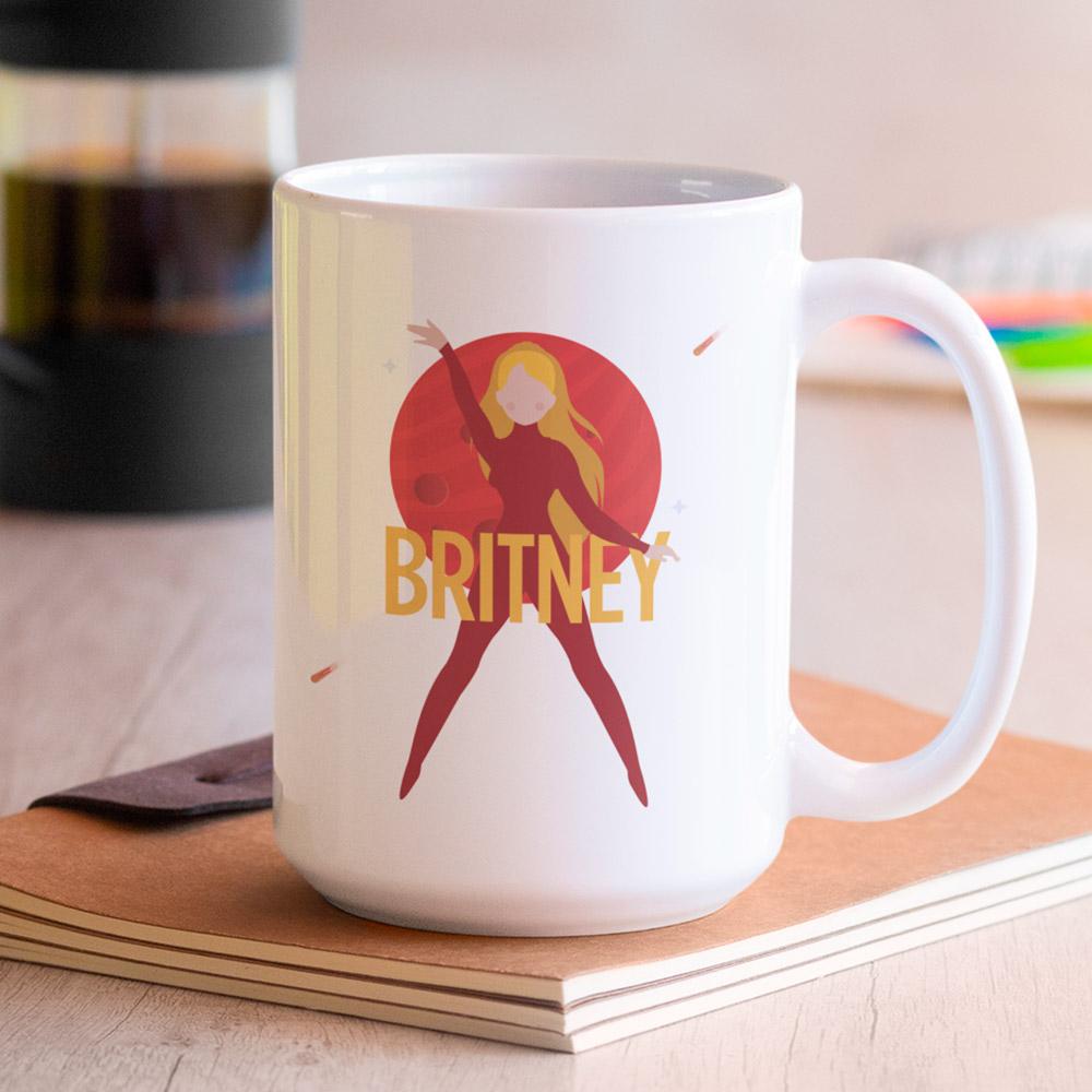 Caneca Britney