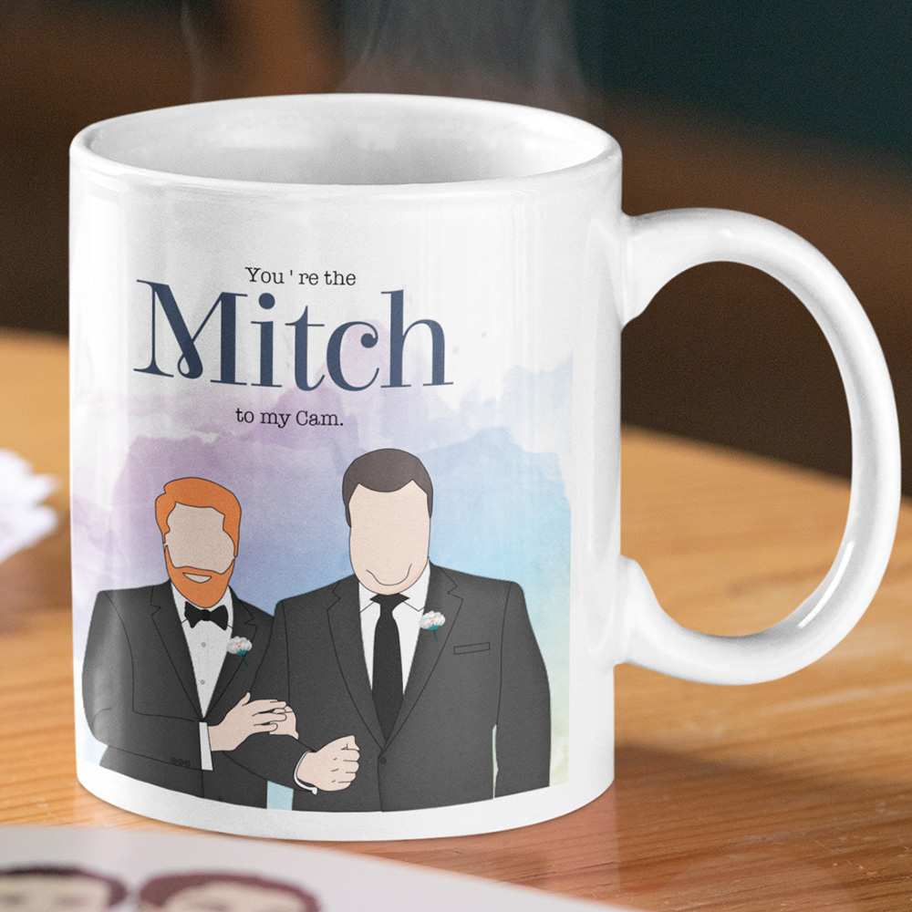 Caneca Cam Mitch