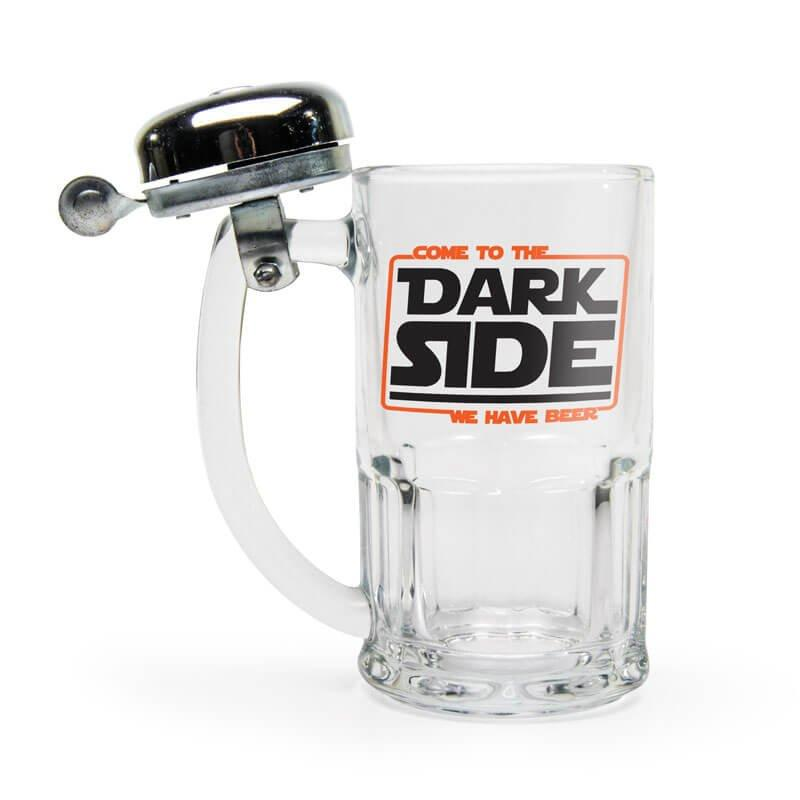 Caneca Campainha 340ml Dark Side