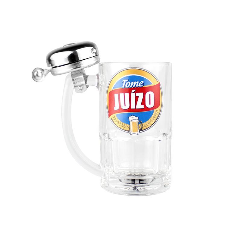 Caneca Campainha Juízo Cerveja