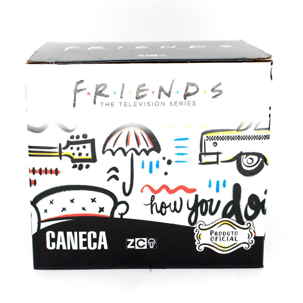 Caneca Central Perk Friends