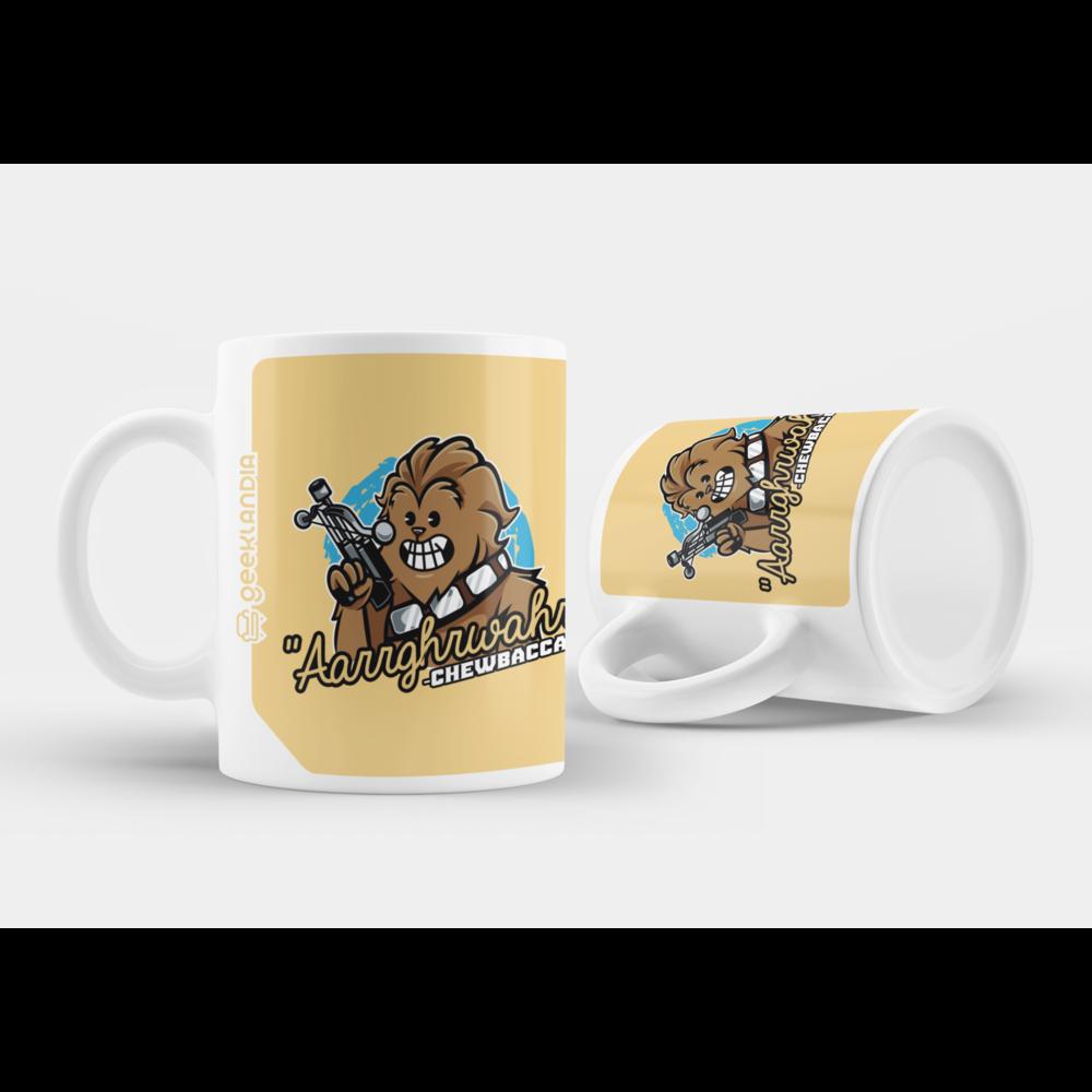 Caneca Chewbacca