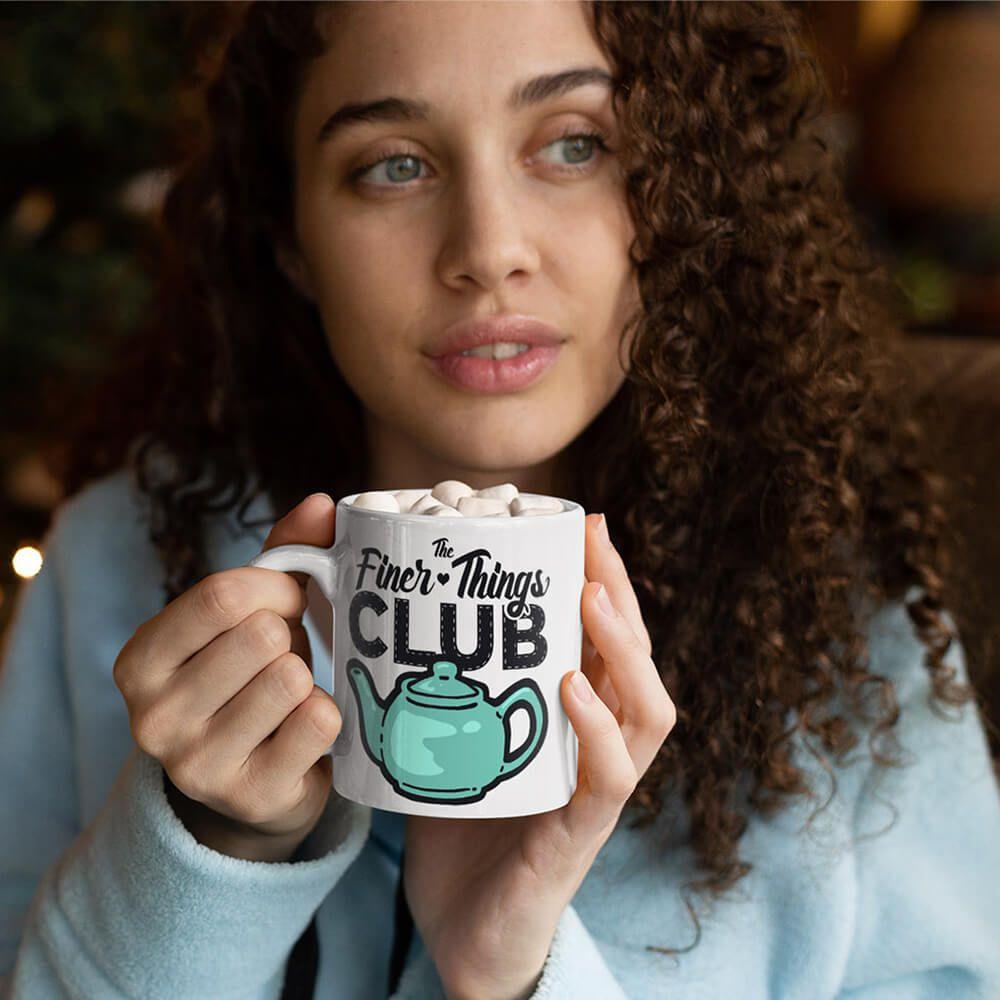 Caneca Clube de Coisas Finas