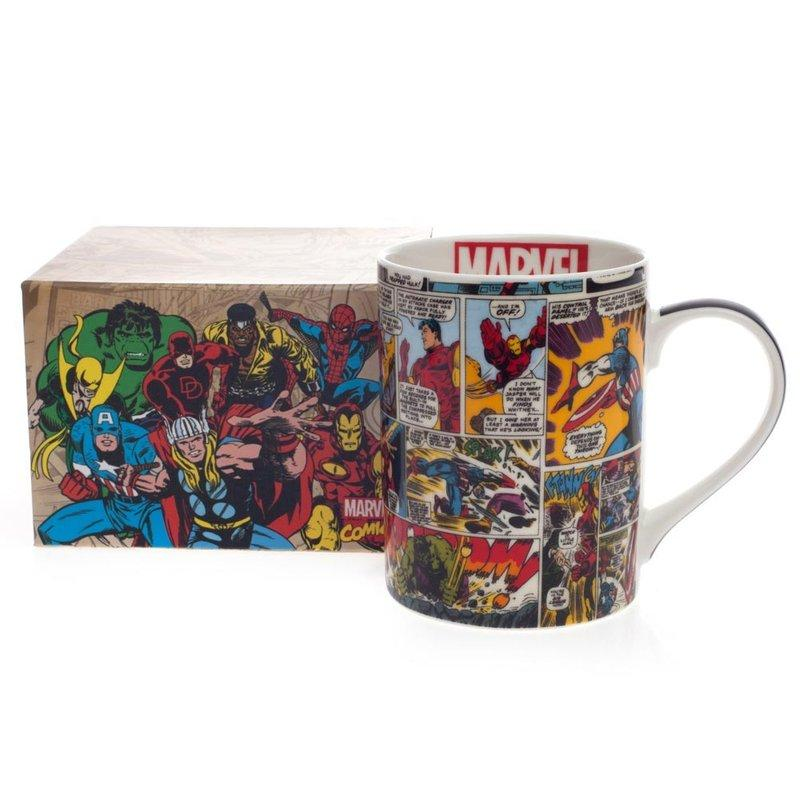 Caneca Comics Hq Color Porcelana