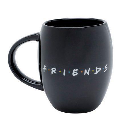 Caneca de Porcelana Oval Oficial Friends