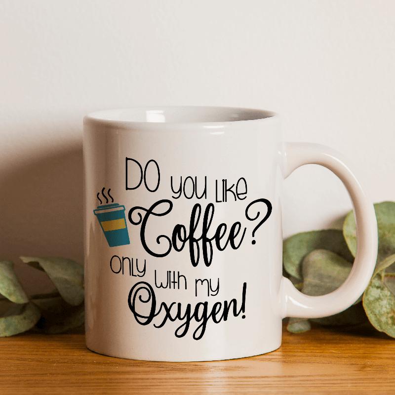 Caneca Do You Like Coffee