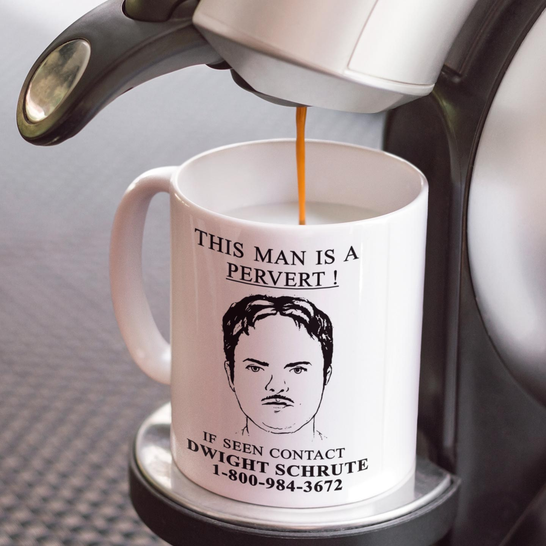 Caneca Dwight