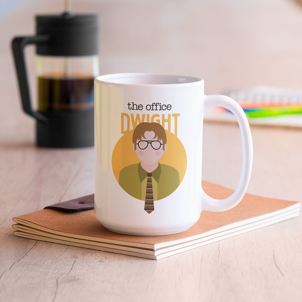 Caneca Dwight The Office