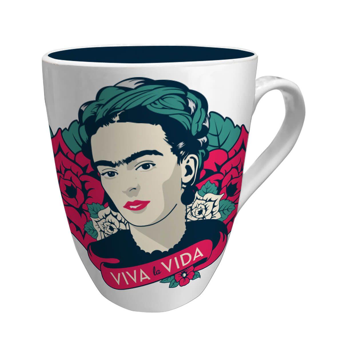Caneca Elegante Frida Kahlo