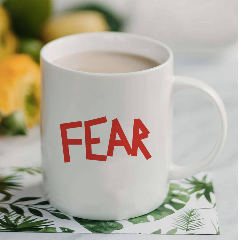 Caneca Fear Mose The Office