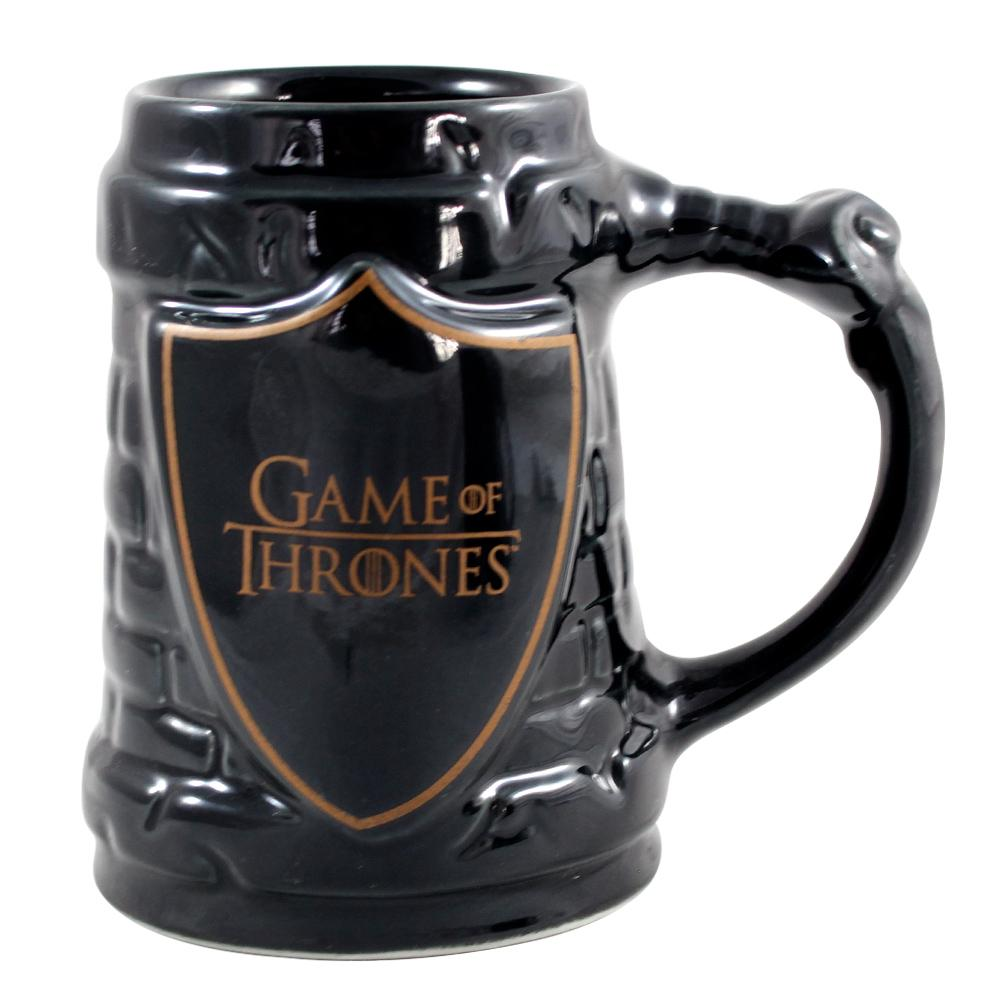 Caneca Game Of Thrones Escudo Lannister Oficial