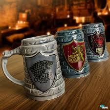 Caneca Game Of Thrones Escudo Lannister Oficial
