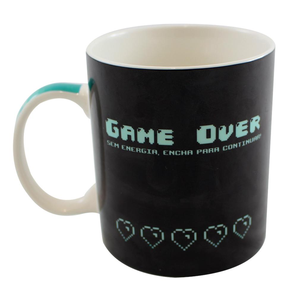 Caneca Mágica Game Over
