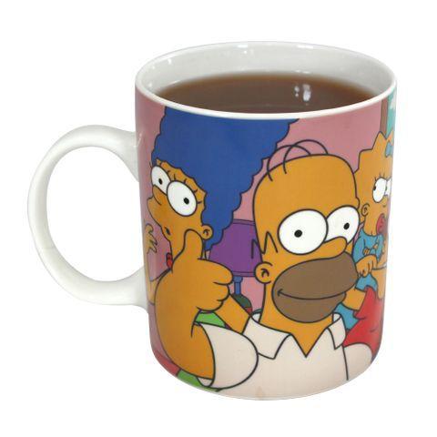 Caneca Mágica Os Simpsons