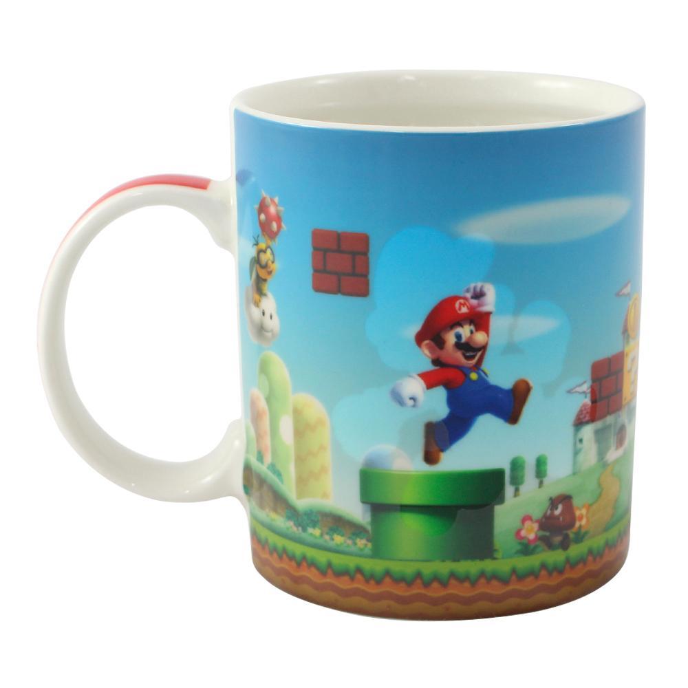 Caneca Mágica Super Mario