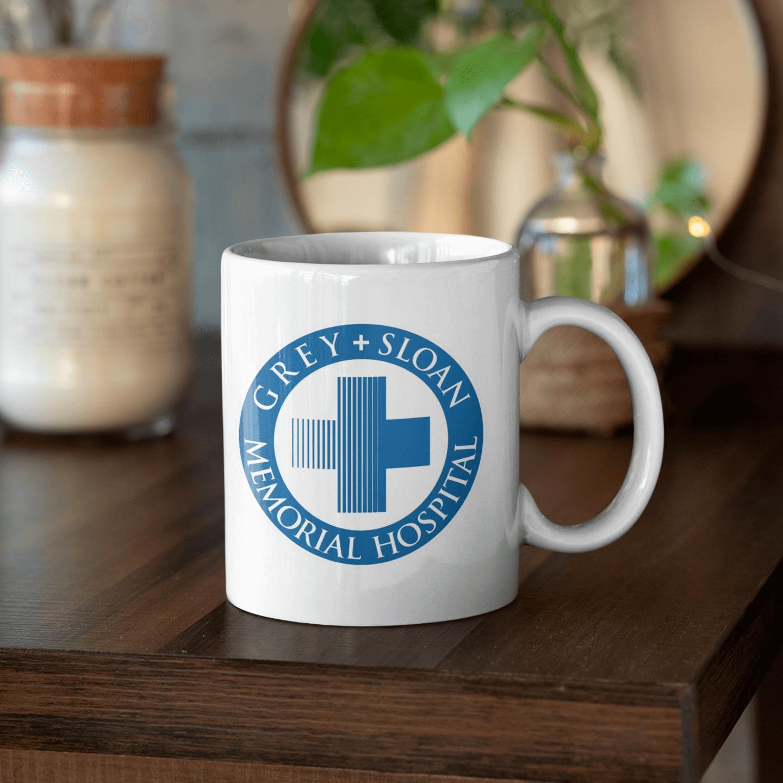 Caneca Memorial Hospital Grey Sloan