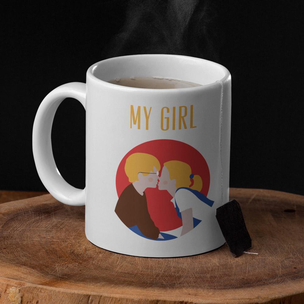 Caneca Meu Primeiro Amor - My Girl