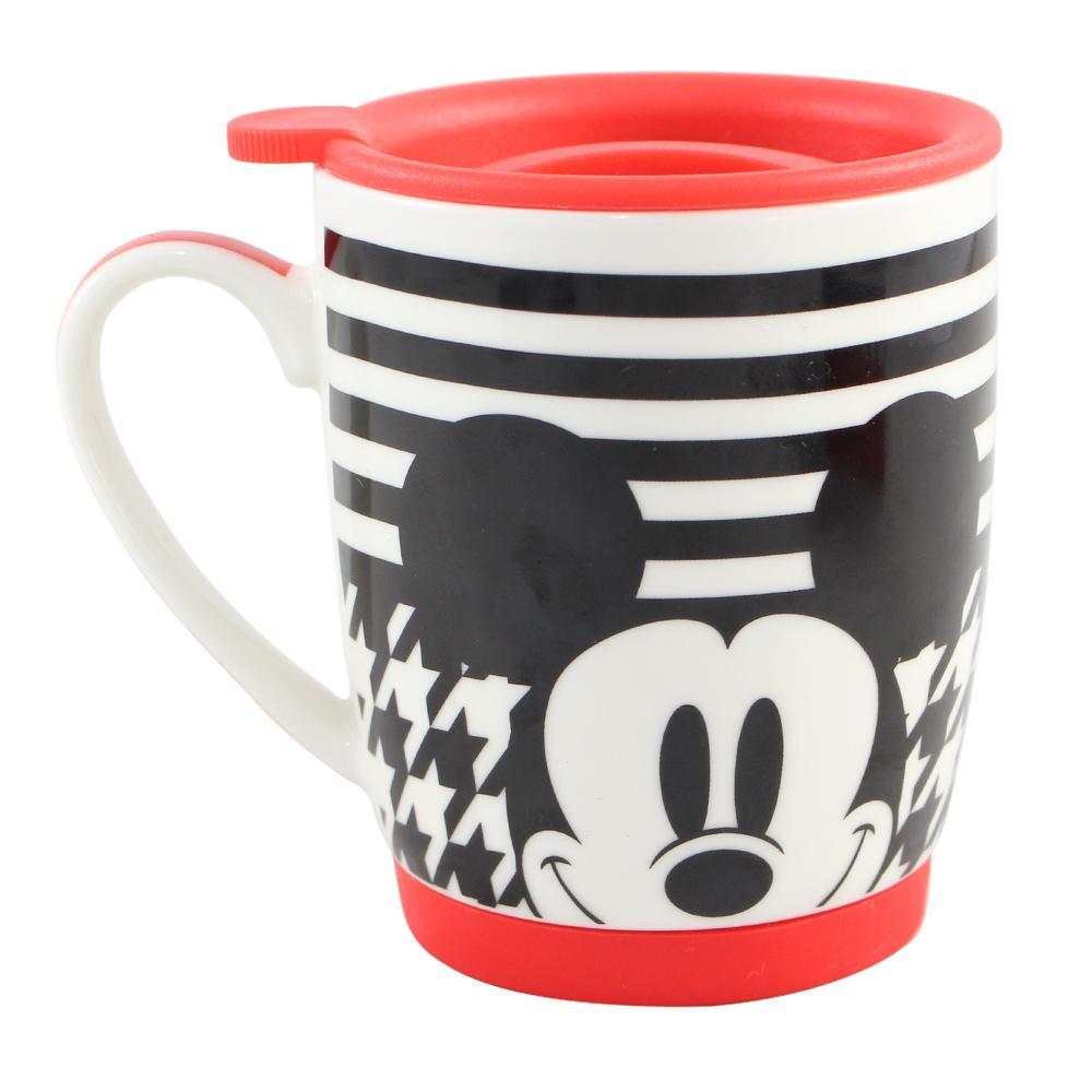 Caneca Mickey Mouse Geométrica
