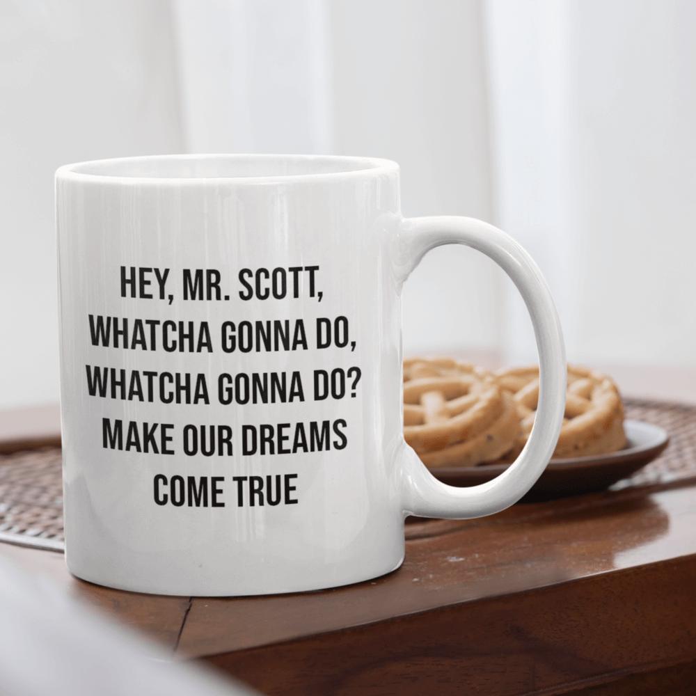 Caneca Mr Scott The Office