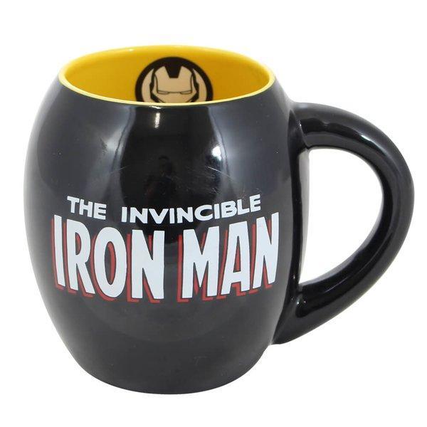 Caneca oval Homem de Ferro
