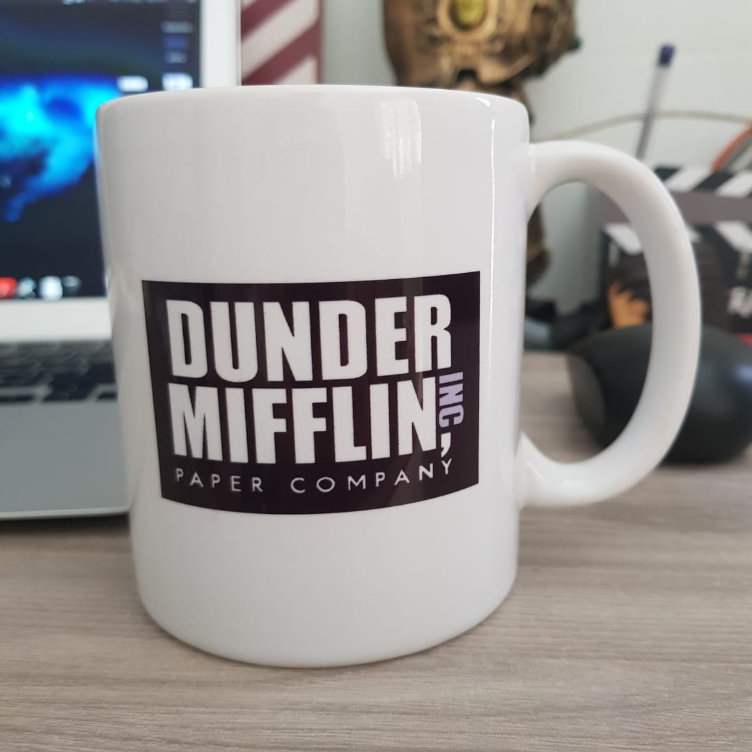 Caneca Prison Mike The Office