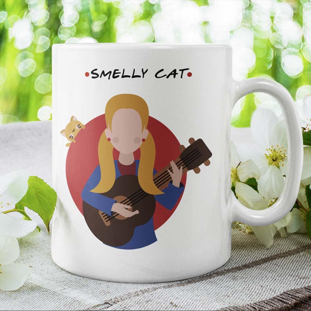 Caneca Smelly Cat Phoebe