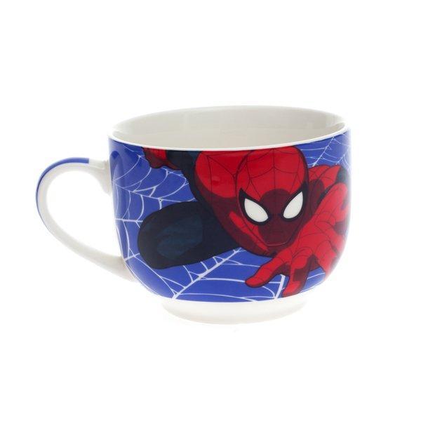 Caneca sopa homem aranha