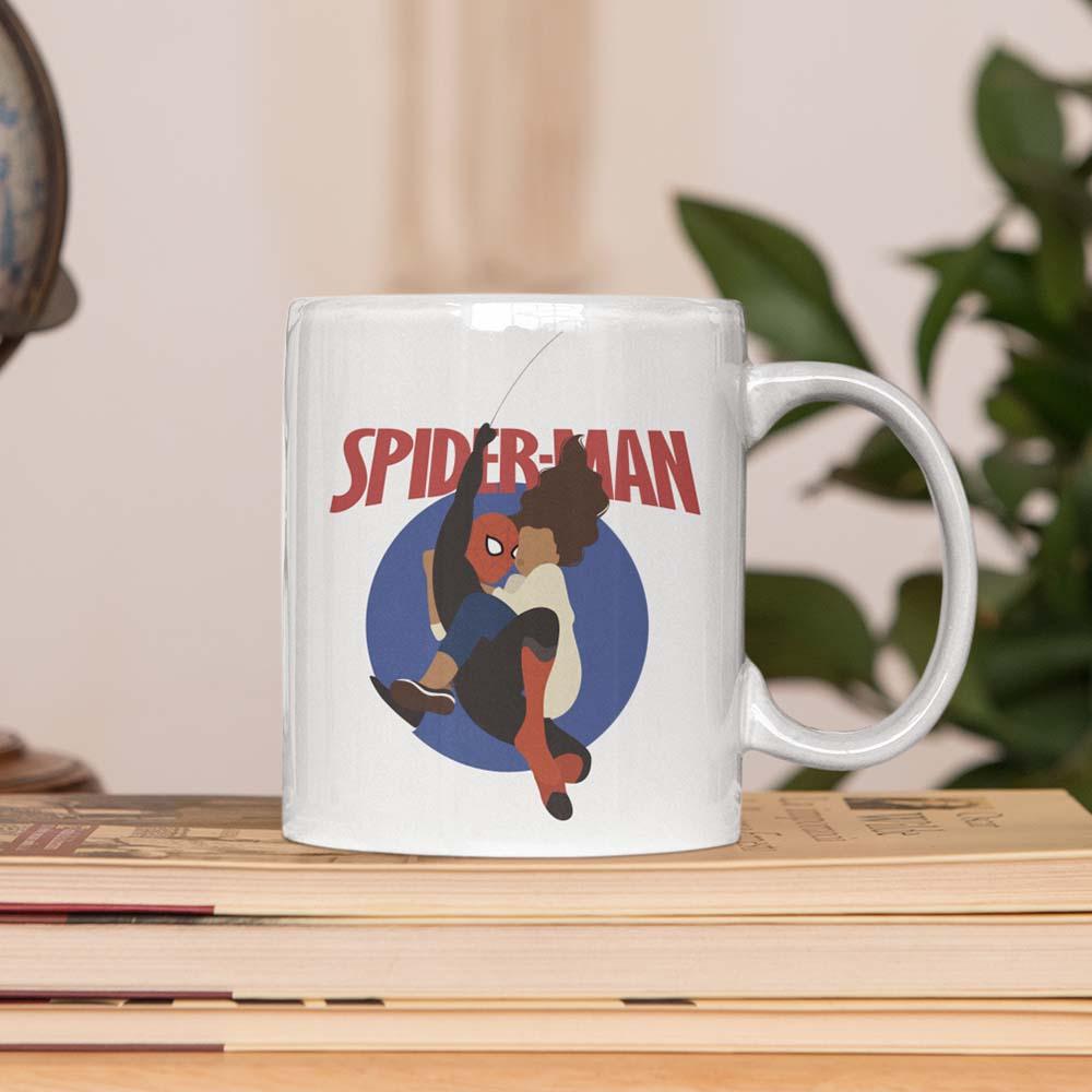 Caneca Spider-Man