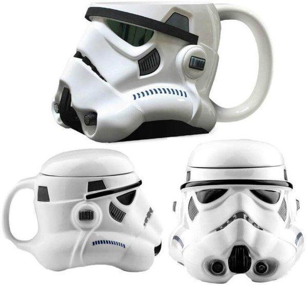 Caneca Star Wars StormTrooper Ceramica